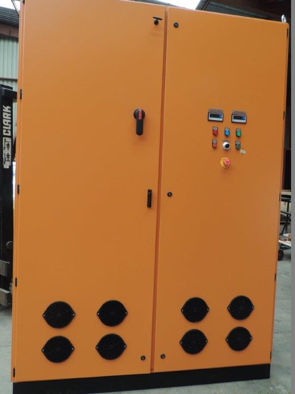 INVT VARIABLE SPEED DRIVE PANEL