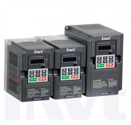 INVT GD 10 VARIABLE SPEED AC DRIVES